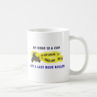 COP Hero Police Coffee Mugs