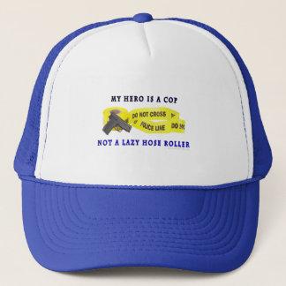 COP Hero Police Trucker Hat