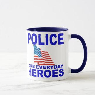 COP heroes Mug