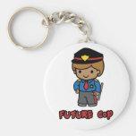 Cop Keychains
