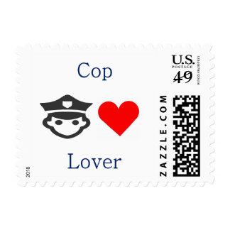 Cop Lover Stamp! Postage