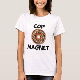 Cop Magnet T-Shirt