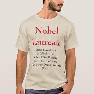 Cop-Out / Nobel Laureate T-Shirt
