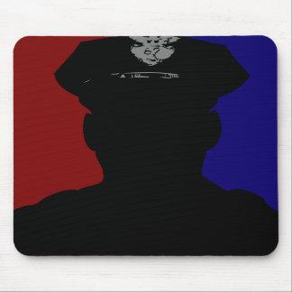 Cop Portrait orientation Mousepad