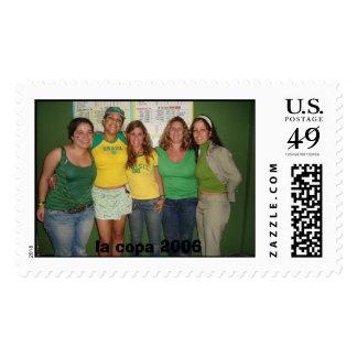 Copa 2006 postage