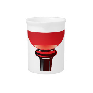 Copa de vino jarras de beber