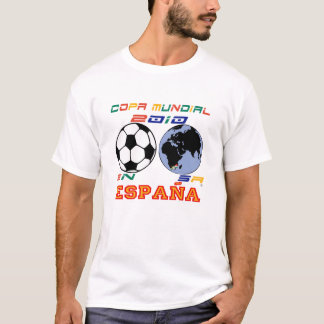 COPA MUNDIAL 2010-ESPAÑA T-Shirt