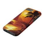 Copacabana Beach Tough iPhone 6 Case