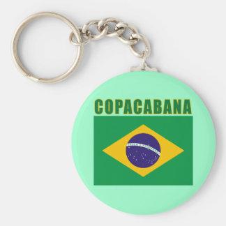 COPACABANA Beach Tshirts Gifts Keychain