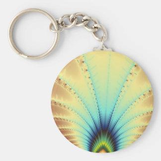 Copacabana Fractal Keychain