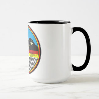Copacabana Sugar Loaf Christ the redeemar Football Mug