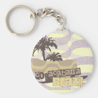 Copacabana Tshirts and Gifts Keychain