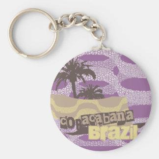 Copacabana Tshirts and Gifts Key Chains