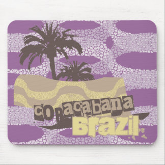 Copacabana Tshirts and Gifts Mouse Pad