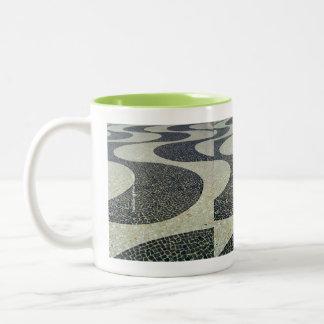 Copacabana Two-Tone Coffee Mug