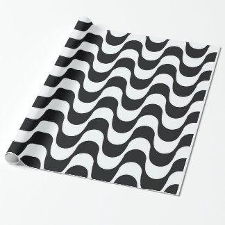 Copacabana waves wrapping paper
