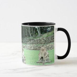 Copan Ancient Mayan Ruins Archeological Cup