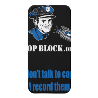 Copblock iPhone4 Case