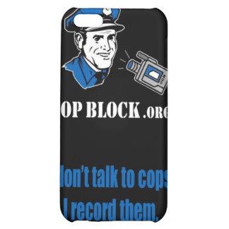 Copblock iPhone4 Case Case For iPhone 5C
