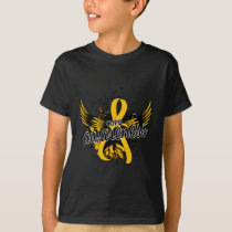 COPD Awareness 16 (Gold) T-Shirt