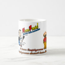 COPD AWARENESS COFFEE MUG