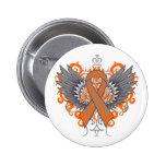 COPD Awareness Cool Wings Pin