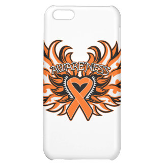 COPD Awareness Heart Wings iPhone 5C Cover