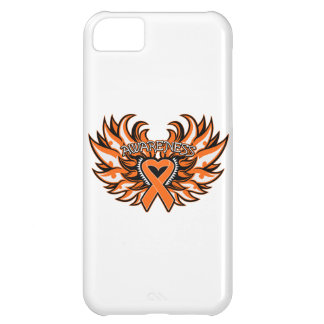 COPD Awareness Heart Wings.png Cover For iPhone 5C