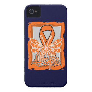 COPD Awareness Hope Butterfly iPhone 4 Covers