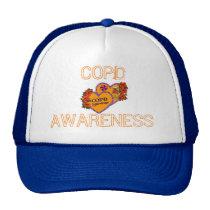 COPD AWARENESS TRUCKER HAT