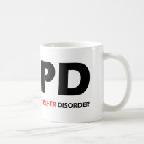 COPD - Chronic Obsessive Pinscher Disorder Coffee Mug