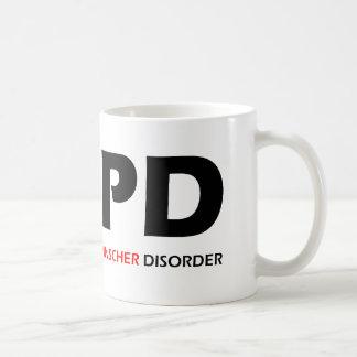 COPD - Chronic Obsessive Pinscher Disorder Coffee Mug