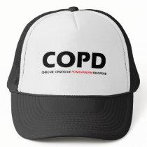 COPD - Chronic Obsessive Pomeranian Disorder Trucker Hat