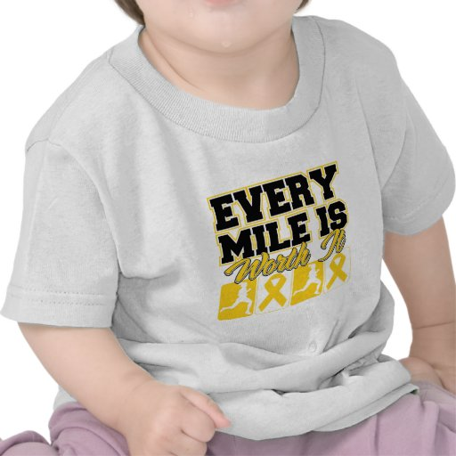 COPD Every Mile is Worth It Tees