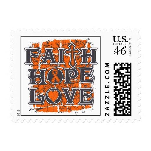 COPD Faith Hope Love Postage