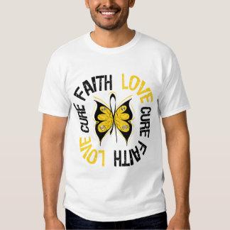COPD Faith Love Cure T-Shirt