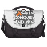 COPD Fight Conquer and Win Bags For Laptop