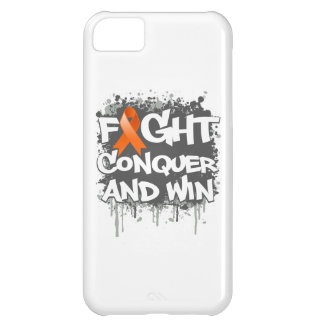 COPD Fight Conquer and Win Case For iPhone 5C