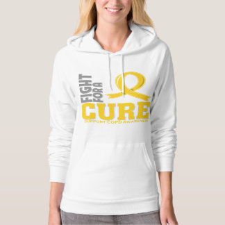 COPD Fight For A Cure Hoodie