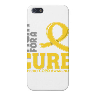 COPD Fight For A Cure iPhone 5 Case