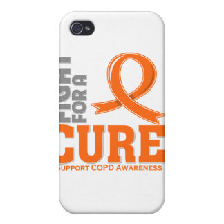 COPD Fight For A Cure iPhone 4/4S Covers