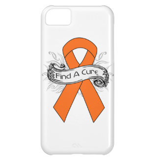 COPD Find A Cure Ribbon iPhone 5C Cases