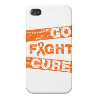 COPD Go Fight Cure iPhone 4 Covers