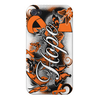 COPD Hope Garden Ribbon iPhone 4/4S Case