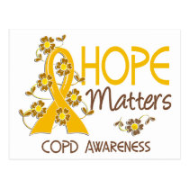 COPD Hope Matters 3 Postcard