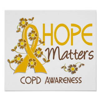 COPD Hope Matters 3 Posters