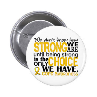 COPD How Strong We Are Pins