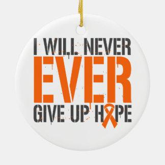 COPD I dará nunca nunca para arriba esperanza Ornamente De Reyes