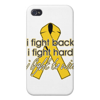 COPD I Fight Back Case For iPhone 4