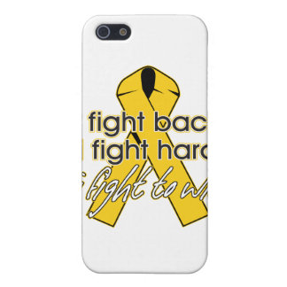 COPD I Fight Back iPhone 5 Cases